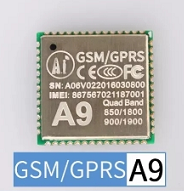 A9 · GPRS C SDK DOC
